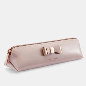 Ted Baker Vals Core Bow Pencil Case